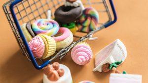 Toddler Groups - Cake
