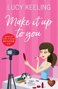 Make It Up To You Book Cover