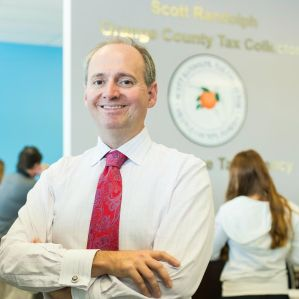 OC Tax Collector Scott Randolph