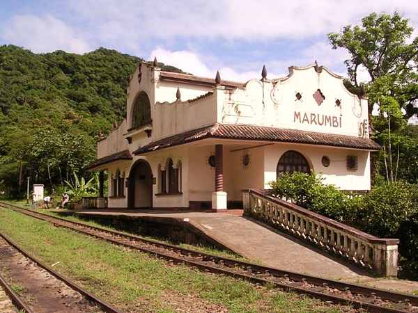 Old Marumbi train station