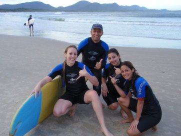 Surf Lesson Barra da Lagoa- Florianopolis