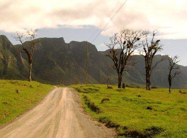 Serra do Corvo Branco @ Encostas da Serra- Santa Catarina
