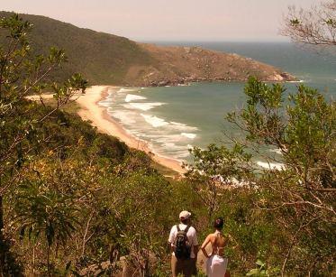 Lagoinha do Leste Trek- Ilha de Santa Catarina- Florianopolis