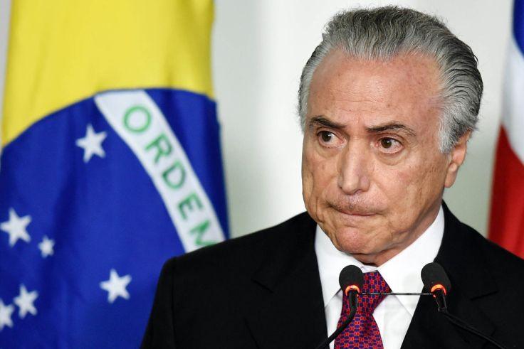 BRAZIL-TEMER