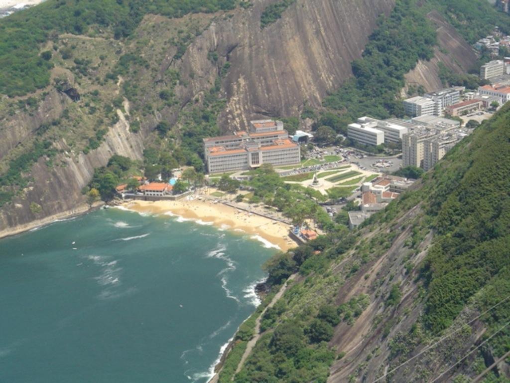 View from sugar loaf Rio de Janeiro Brazil by www.brazilfilms.com film production services