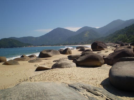 Cepilho Beach in Paraty by www.brazilfilms.com a service production company in brazil.