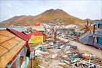 艾瑪重創加勒比海 馬克宏勘災被酸