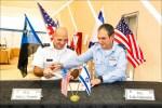 以色列首座美軍基地啟用