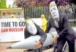 全球不「核」平廢核武組織摘和平獎