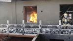 荒廢20多年 基隆觀音禪寺無端起大火