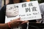劉曉波遺孀劉霞傳動手術   友人:是子宮肌瘤