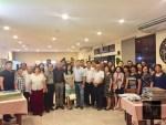 巴拉圭臺灣商會拜會大使館