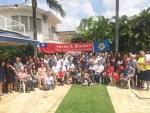 巴西榮光聯誼會舉行2018年春宴