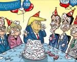 中美貿易大戰正在逼近