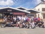巴西聖保羅地區僑界關懷急難救助協會會員大會暨專題講座和僑界慶祝青年節大會升旗典禮令與會者獲益良多