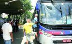 巴西今年公交客流量下降 日均減少42萬人次