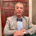 聖保羅高爾夫球場俱樂部第一位華人主席的唐文