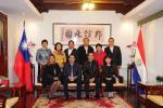 廚藝講座推動臺灣美食在地化 巴國副總統力讚