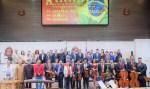 聖保羅州議會舉行慈善愛心音樂表彰會