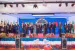 聖保羅僑界熱烈慶祝108年雙十國慶聯歡大會隆重溫馨