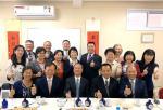 吳新興委員長參訪聖儒華文學校暨和巴西中文教學協會常務理監事座談