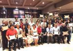 第二屆中南美洲僑民會議圓滿順利成功劉學琳主任委員舉行慶功宴慰勞工作團隊的辛勞