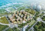 綠色北京冬奧村 主體結構封頂