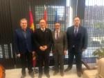 駐西班牙劉大使德立以「臺灣:新商貿契機」為題進行演講及舉辦座談會
