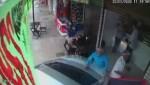 汽車失控撞擊91歲老人 老人大難不死