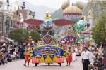 2020武漢風暴》香港迪士尼宣布暫停營業