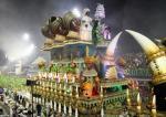 2020年2月最後一周的巴西狂歡節,聖保羅各森巴舞校隊伍的遊行日期和出場順序已定