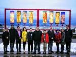 加拿大農曆新年藝術節 溫哥華燈籠點燈