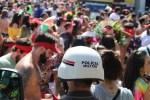 狂歡節安全行動:聖保羅州警方已逮捕上千人