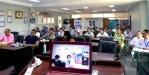 新光醫院視訊緬甸醫護人員 分享感染控制經驗