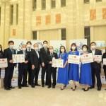 台灣僑會捐防疫物資 東京都政府及議會感謝