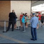 里約市從本週五(7月10日)起,購物中心獲允延長運營時間,接種新冠疫苗之前,沙灘上曬日光浴或洗海水澡者將被罰107黑奧