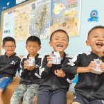 嘉縣國小生 都能免費喝鮮奶了