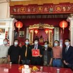 馬鍾麟向舊金山傳統僑社辭行 感謝支持中華民國