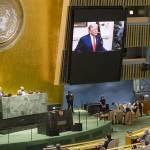 川普點名12次抨擊中國 聯大會議吹噓施政成就