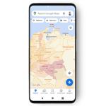 Google Maps行動版增加Covid-19圖層 顯示當地疫情變化