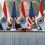 印度防長:邊界遭遇陸膽大妄為侵略 美印日澳將聯手抗中