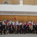 聖保羅中華會館舉行僑界慶祝中華民國109年雙十國慶升旗典禮線上直播