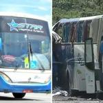 本週三早晨聖保羅州內地發生大巴與卡車迎面相撞車禍致41人死亡及9人受傷,運輸公司屬非法經營