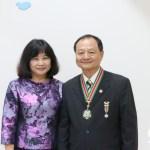 印尼僑領劉雙全打拚40載 退休想幫弱勢學童圓夢