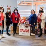 世華亞城分會募集玩具 送暖弱勢兒童
