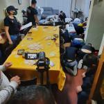 阿根廷首都一華人賭場遭警方突襲 查獲數百萬賭資 23人被捕