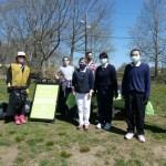 響應世界地球日 波士頓慈濟與中華專協為社區服務