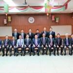 駐汶萊代表處李憲章大使拜會汶萊福建會館