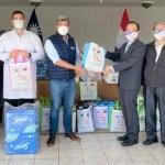 暖心人道關懷包 巴拉圭僑界助病患家屬安頓