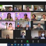 世界華人工商婦女企管協會芝加哥分會慶祝母親節